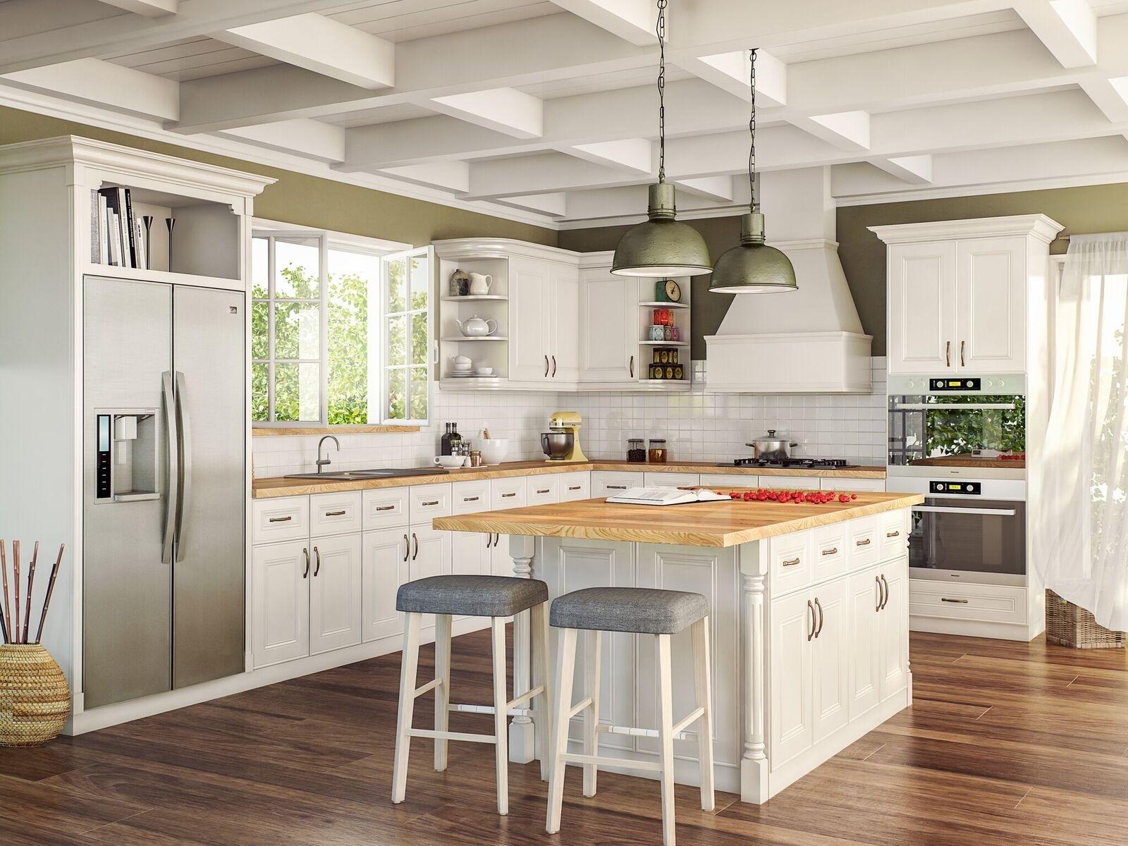 Alexandria pearl - Entrepot-cuisine-CUISINE-armoires de cuisine