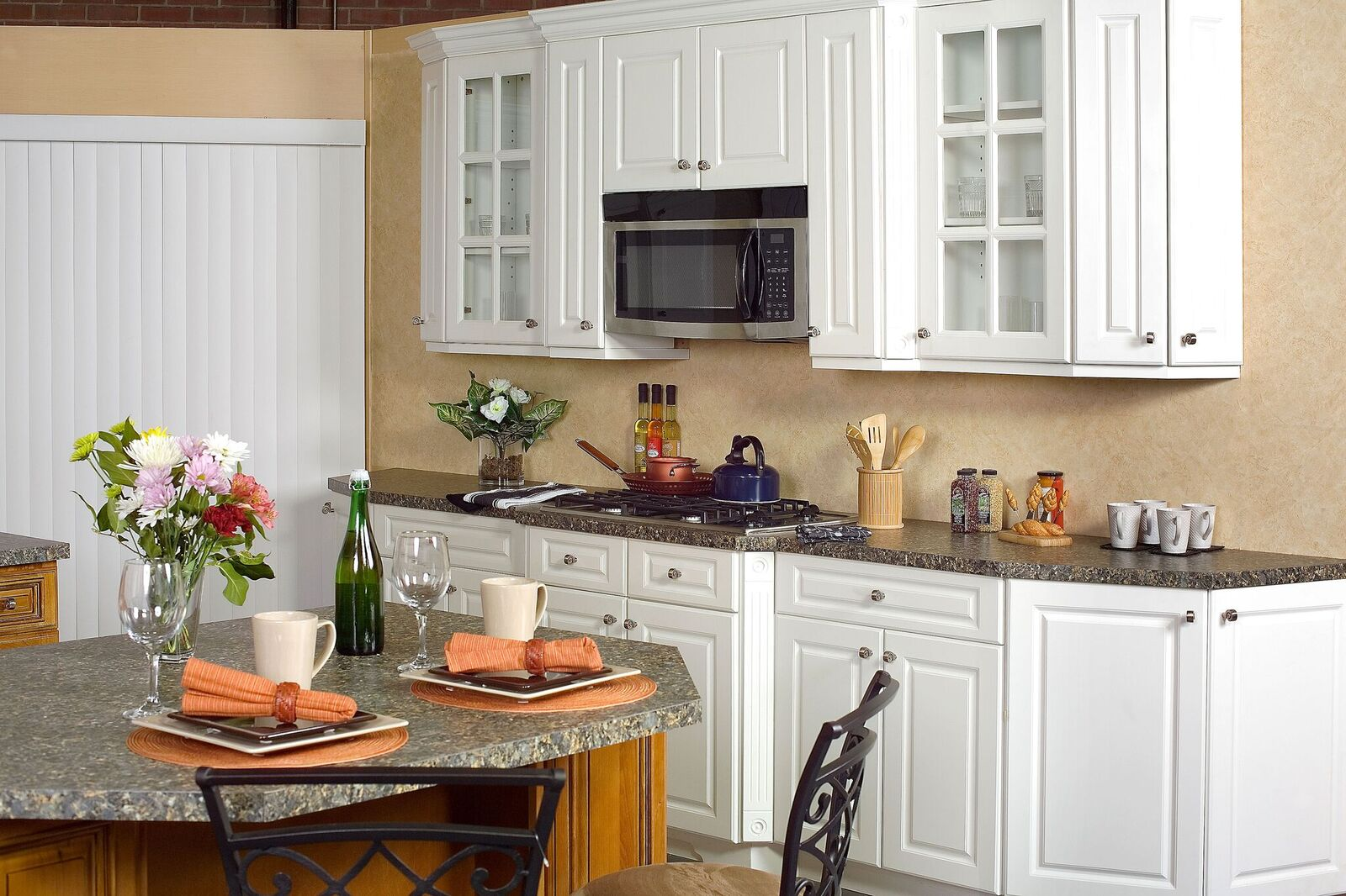 Cascade - Entrepot-cuisine-CUISINE-armoires de cuisine