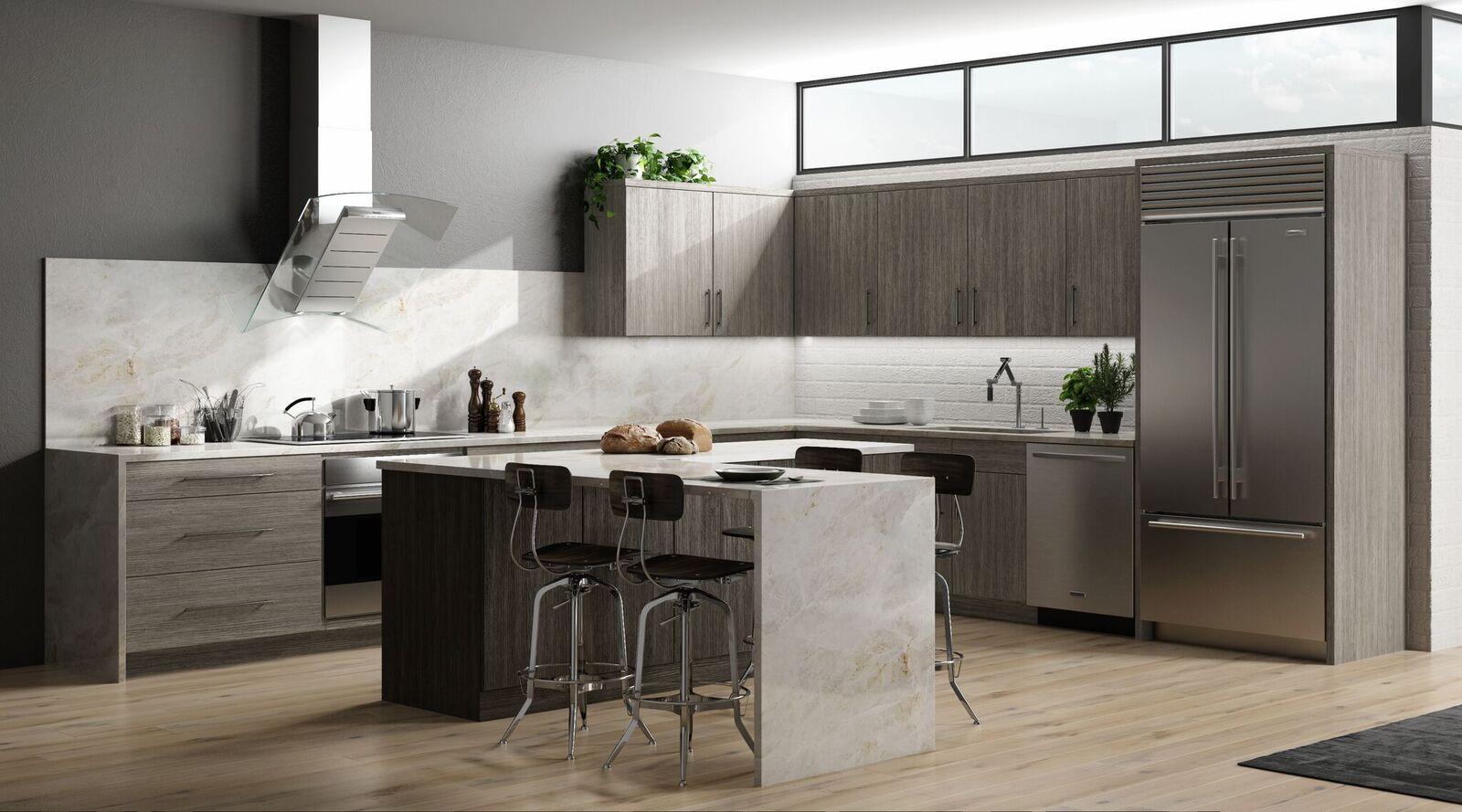 Matrix - Entrepot-cuisine-CUISINE-armoires de cuisine