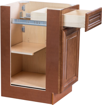 hudson - Entrepot-cuisine-Cuisine Amesbury Brown-armoires de cuisine