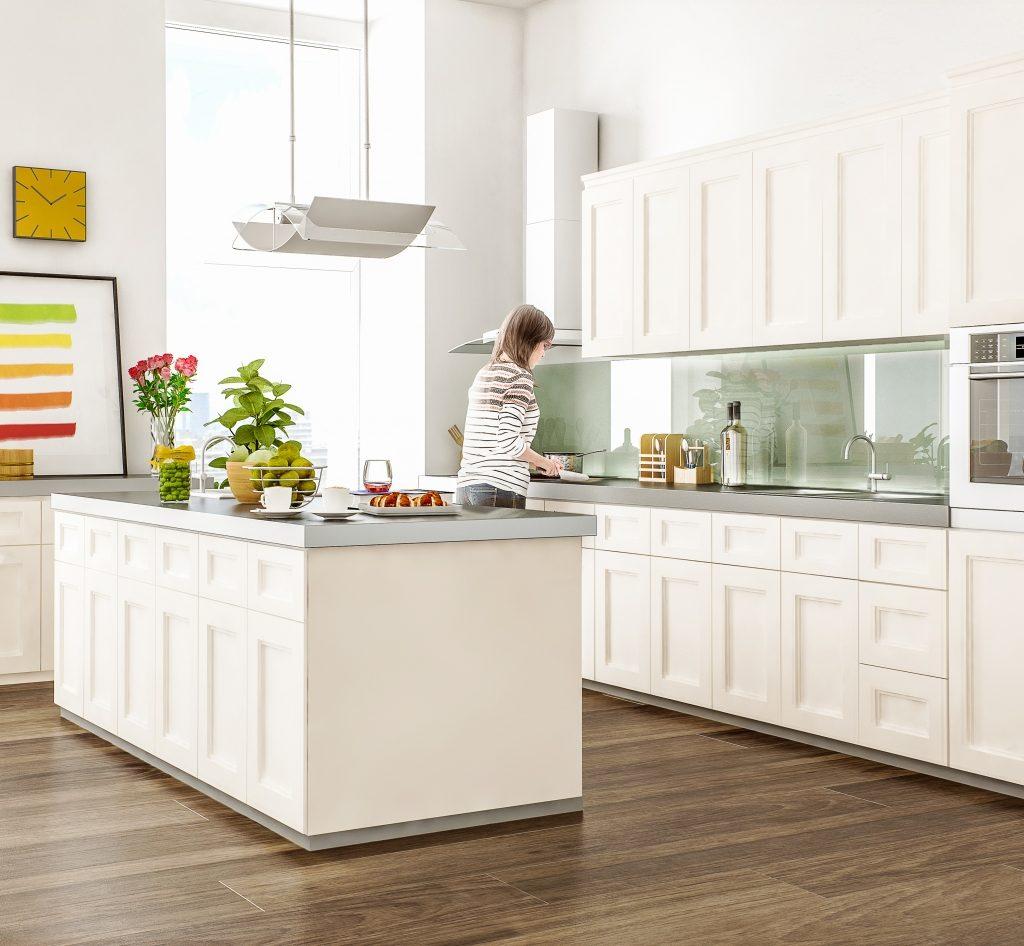 CNC Kitchen01 300 Edit 1024x946 1024x946 - Entrepot-cuisine-Cuisine Fashion Pearl-armoires de cuisine